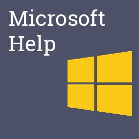 Microsoft Help Pages