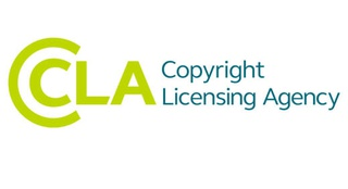 Copyright Licensing Agency (CLA) logo