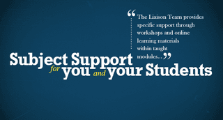 Subject Support for You and Your Students