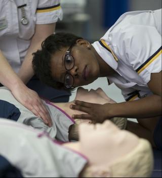 BNurs (Hons) Nursing Degree Apprenticeship