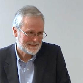 Professor Peter Lavender