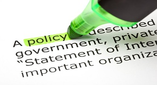 ISTOCK - Policy statement - BUTTON