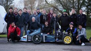 UWR 2017 Formula Student Team