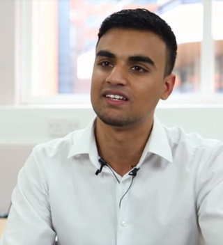 Amir Nawaz (Careers in MPharm - A Placement in Industry)