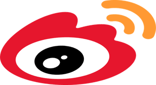 Weibo button