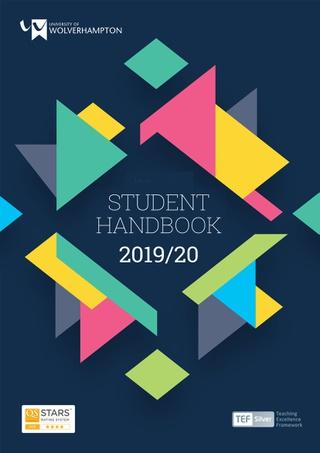 Student Handbook 2019/20