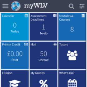 myWLV log in