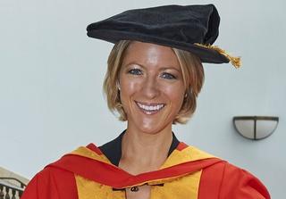 Jacqui Oatley, Pro-Chancellor at University of Wolverhampton