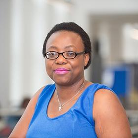 Ngozika Jane Hemuka - PhD Student