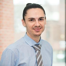 Kyros Hadjisergis - PhD Student & Lecturer