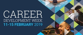 Current Students - Career Development Week Banner 2019